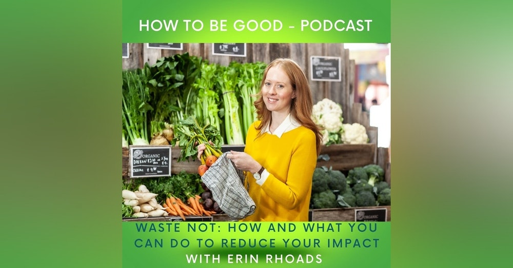 Waste Not: How and what you can do to reduce your impact with Erin Rhoads