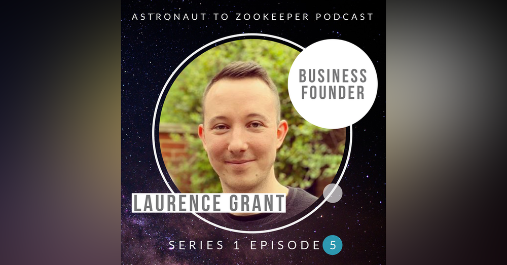 Business Founder - Laurence Grant