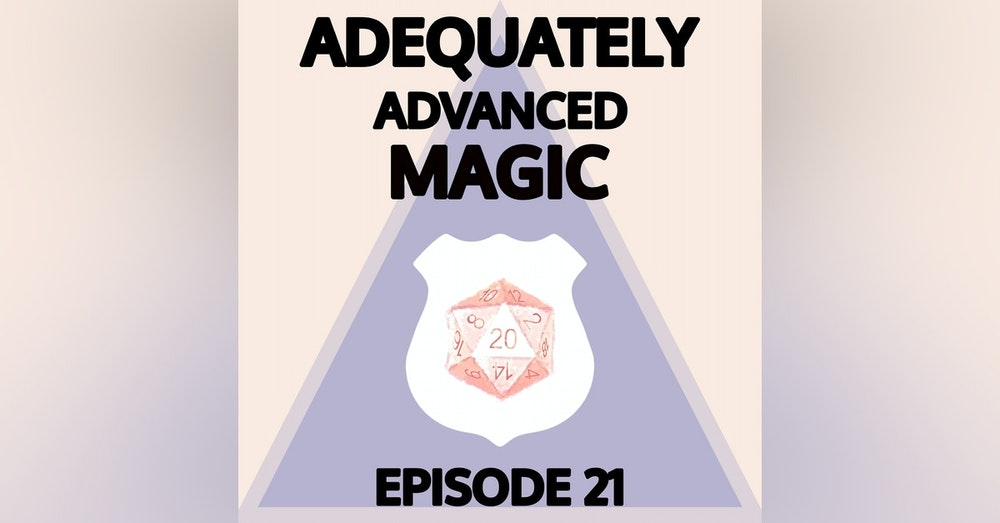 Episode 21: Fully New Character