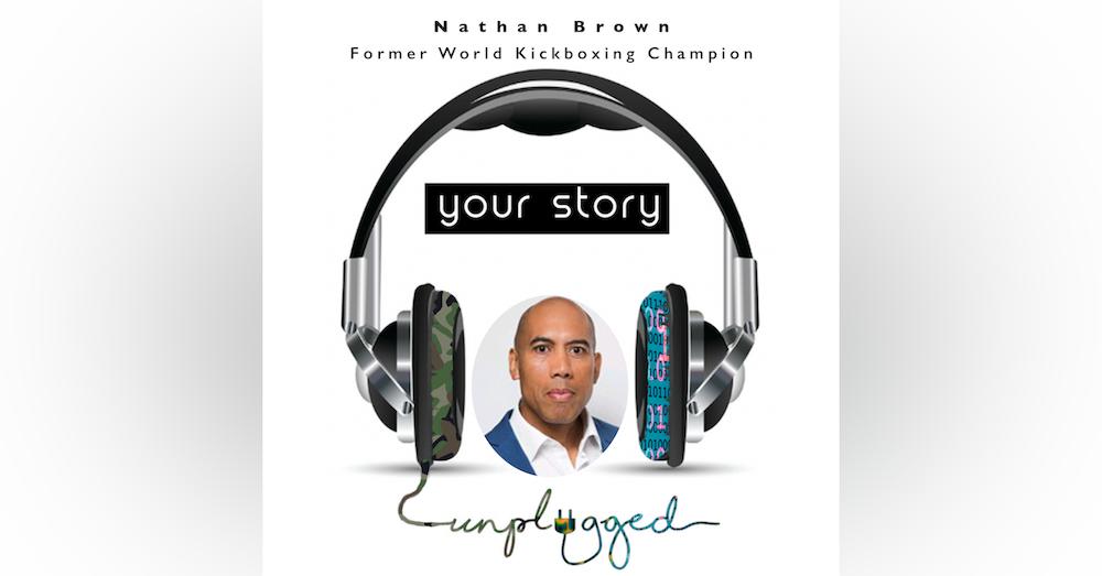 Nathan Brown - Former World Kickboxing Champion