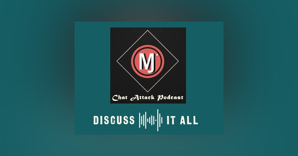 MJ's Chat Attack ep 1 Lockdown Reflections