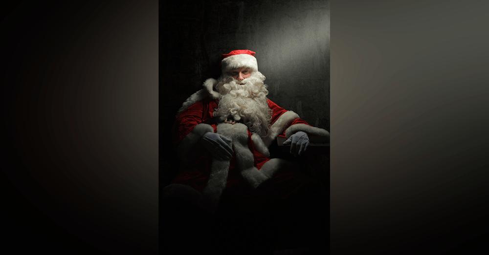 41: Sonic boom Santa and his flaming reindeer