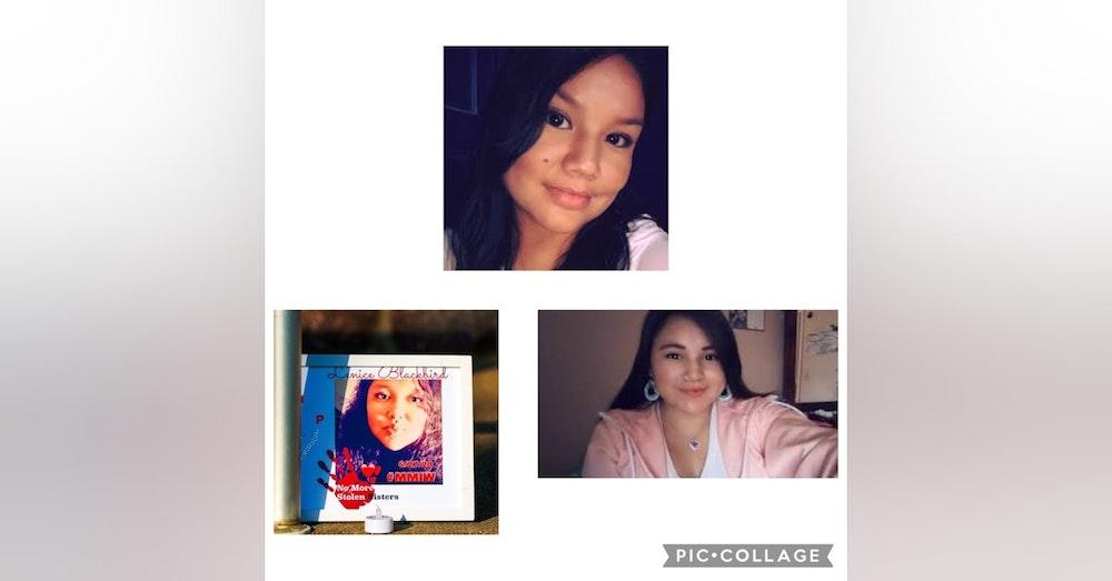 MURDERED Kozee Decorah, Ashlea Aldrich, Lenice Blackbird