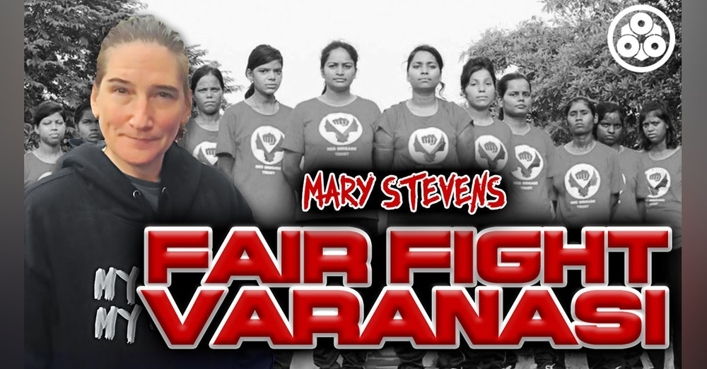 Mary Stevens - Protecting the Most Vulnerable Women in the World