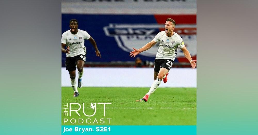 Joe Bryan, Premier League Footballer at Fulham FC: Depression, Anxiety and Football