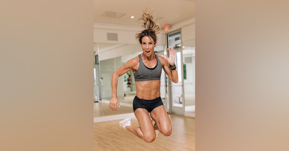 Athletic Powerhouse Mandy DiMarzo's Exploding Global Fitness Tribe