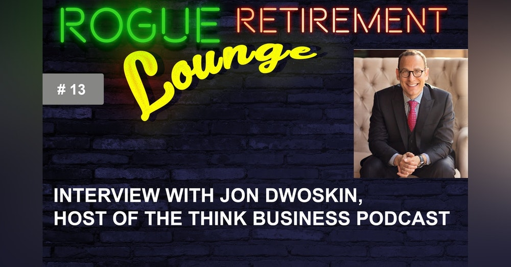 Jon Dwoskin Interview. Are You an Entrepreneur? Check This Out.
