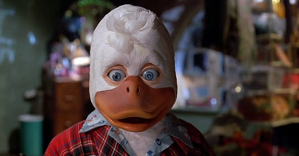 Midweek Mention... Howard the Duck