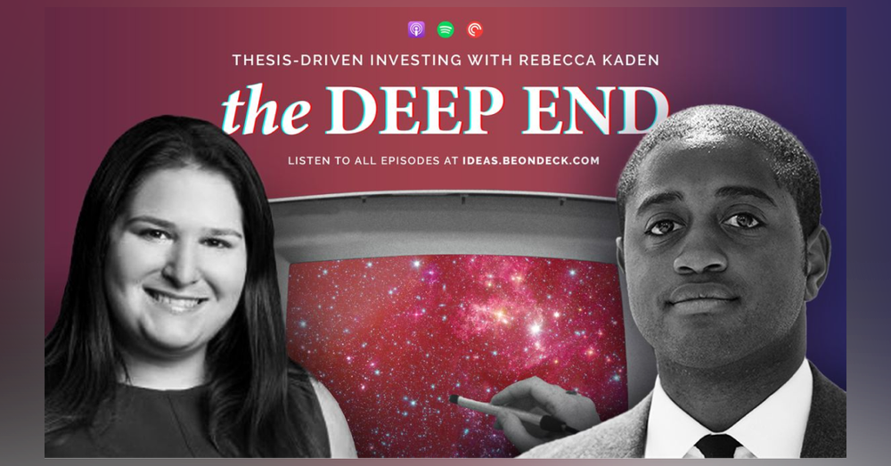Thesis-Driven Investing with Rebecca Kaden, Managing Partner at Union Square Ventures
