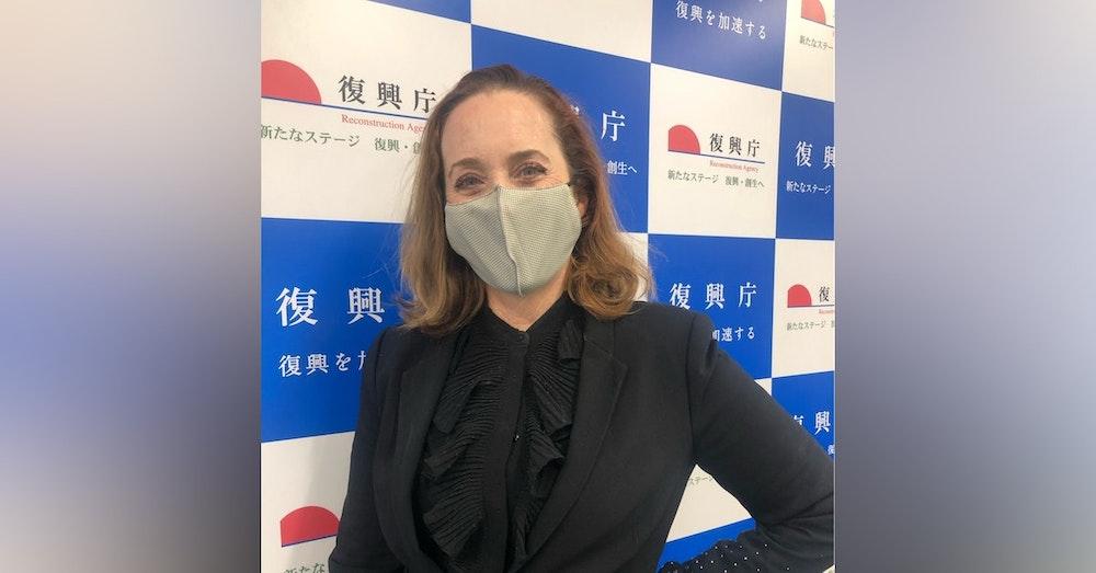 Ruth Jarman: Japan Internationalization Pioneer