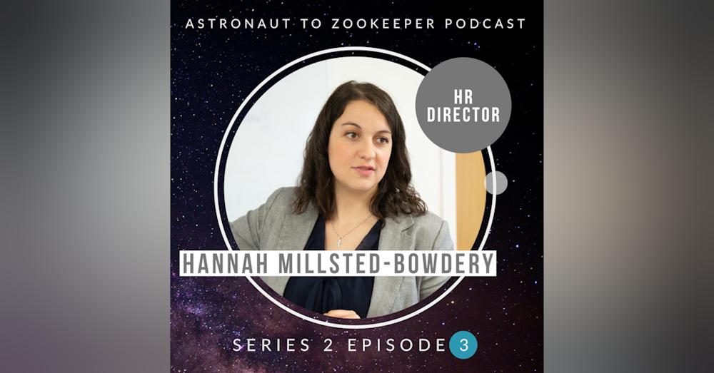 HR Director - Hannah Millsted-Bowdery