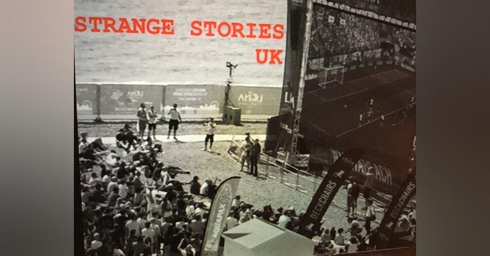 Strange Stories UK,  The Hess Enigma part 1