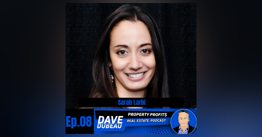 Sarah Larbi : How to Invest in Real Estate while Working a Fulltime Job
