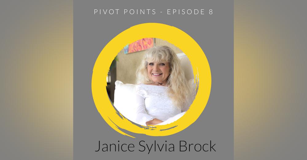 The healing power of art (with Janice Sylvia Brock)