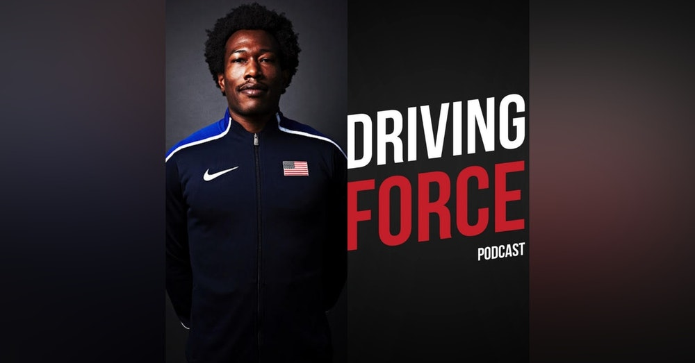 Episode 54: Markeith Price - USA Paralympian, Visually Impaired Track & Field Athlete