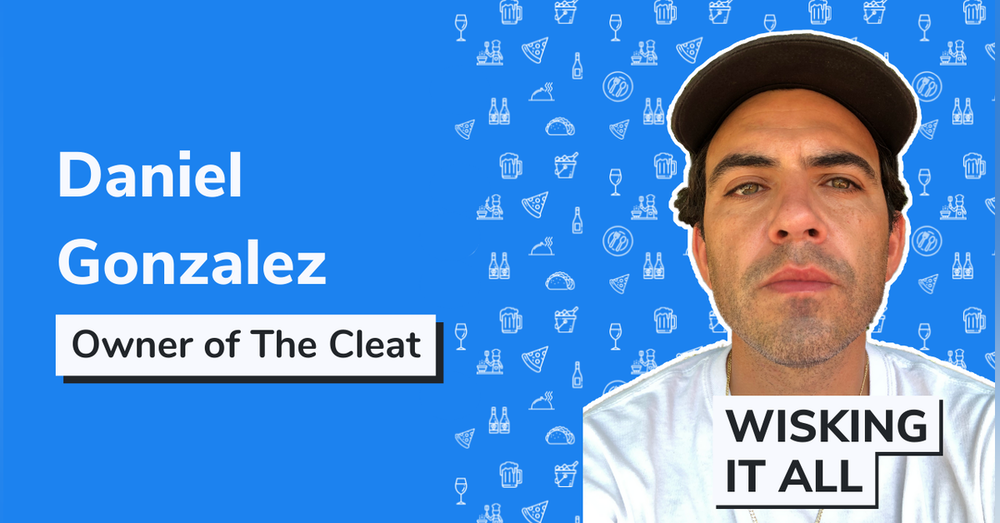 S1E7 - From a touring artist to a first time bar owner with Daniel Gonzalez owner of The Cleat