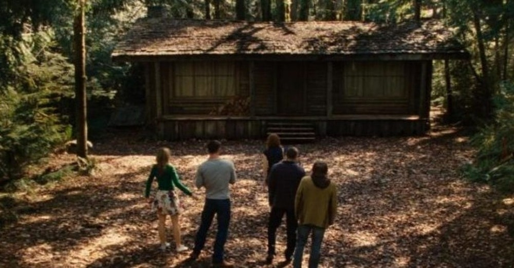 Midweek Mention... The Cabin In The Woods