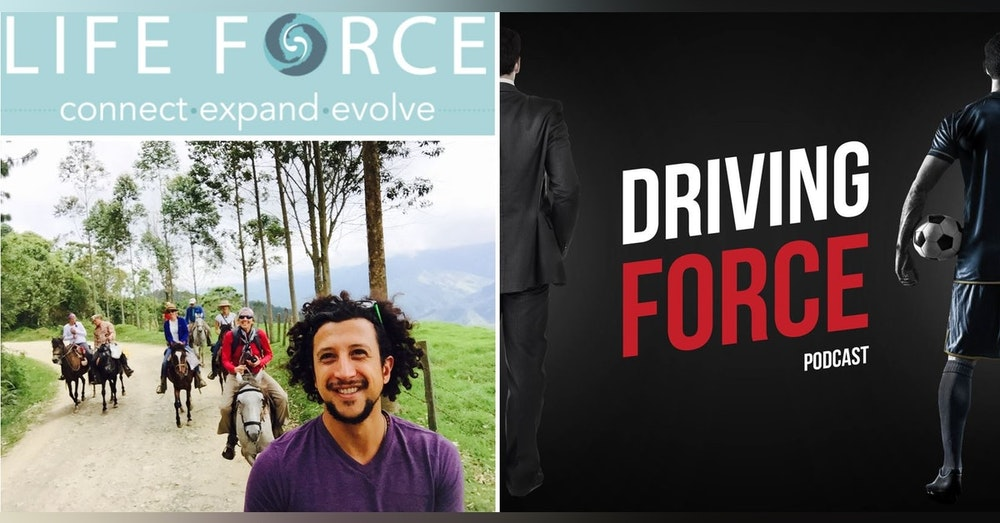 Episode 12: David Bernstein - Founder of Life Force Project