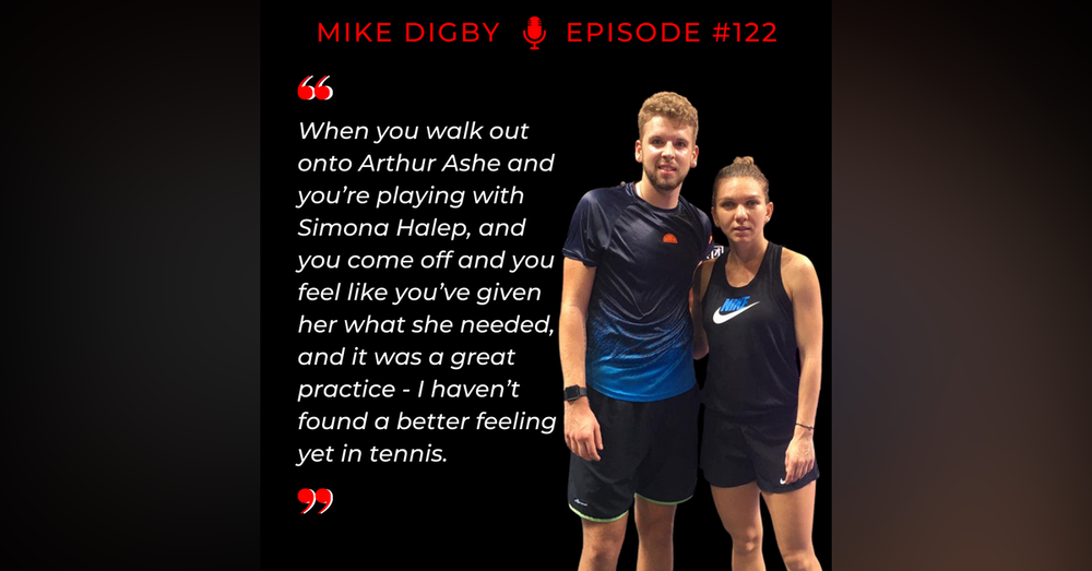 Episode 122: Mike Digby - Hitting with the Stars