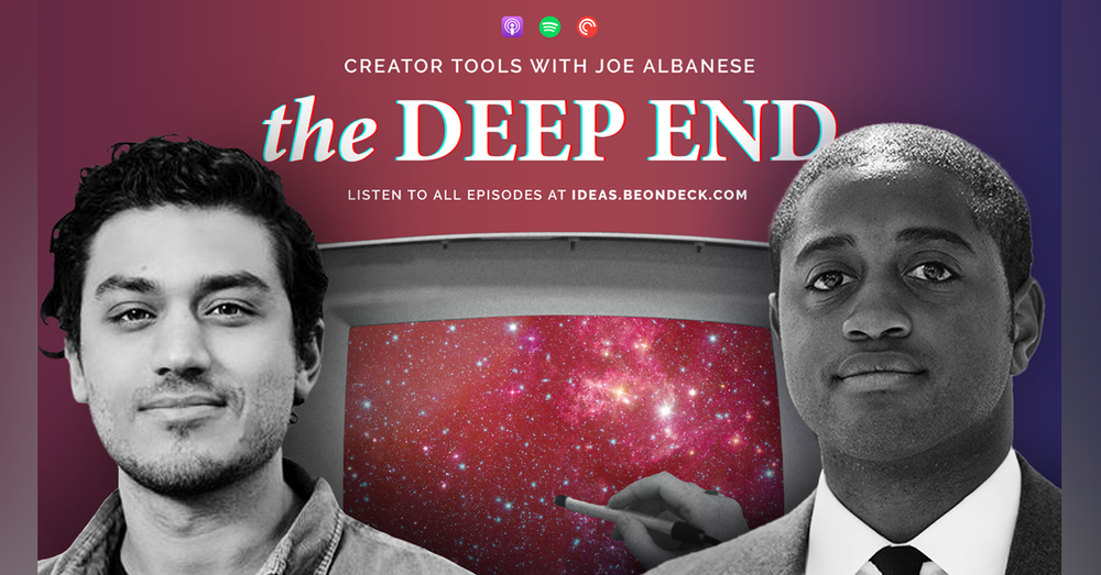 Creator Tools with Joe Albanese, Co-founder and CEO of Stir