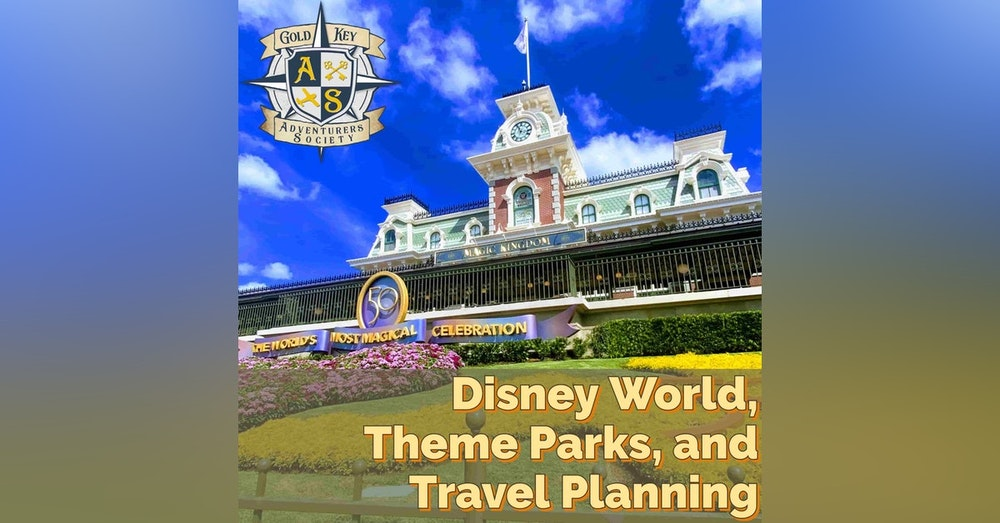 Disney World 50th Anniversary Trip Report