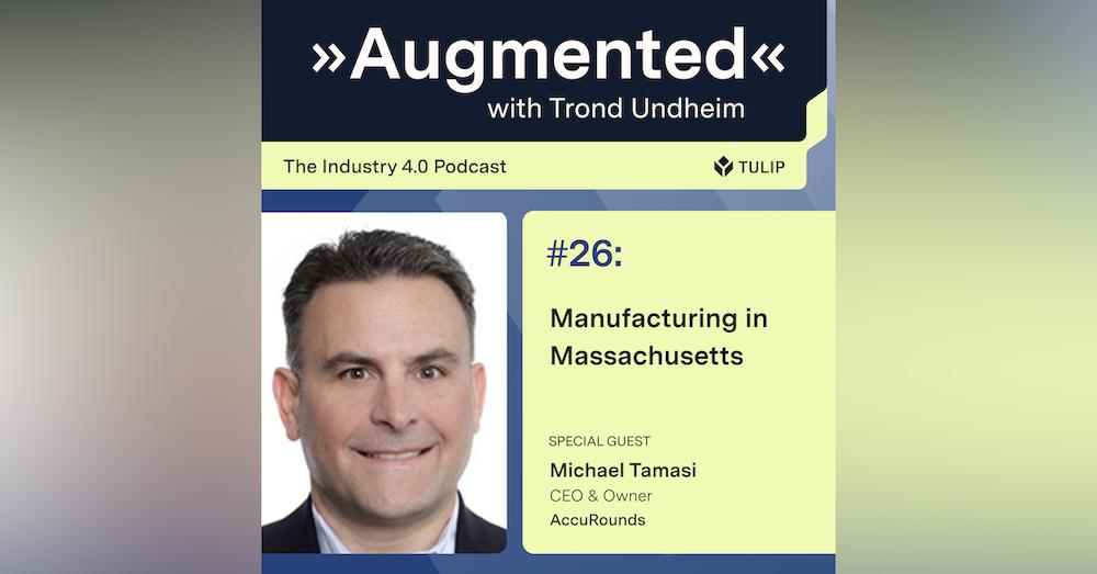Manufacturing in Massachusetts