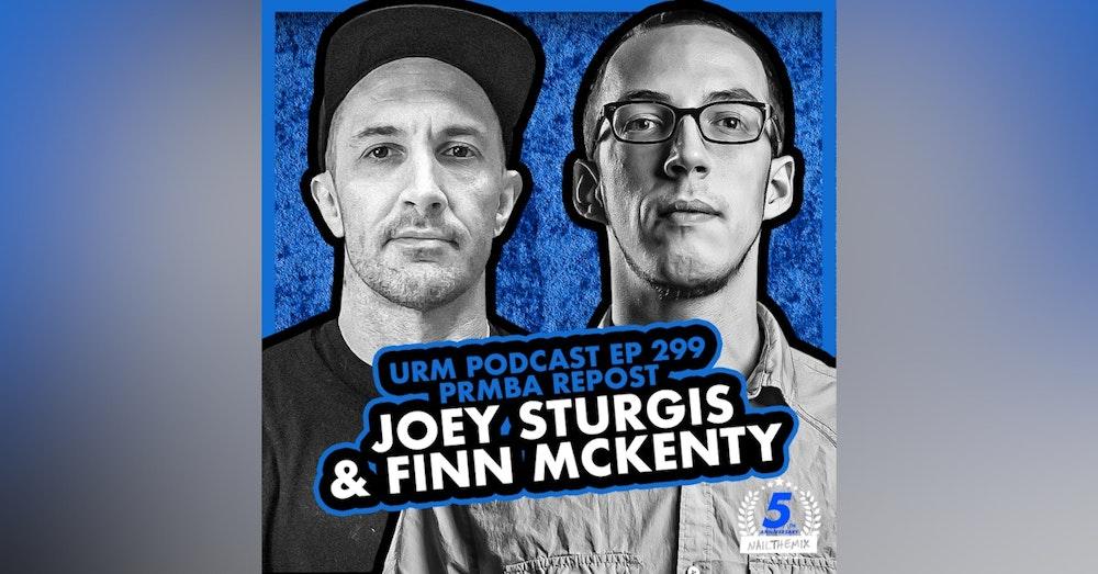 EP 299 | Joey Sturgis on The Punk Rock MBA