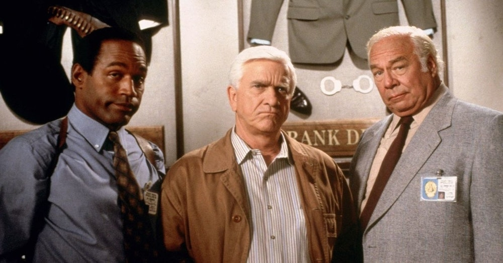 Midweek Mention...The Naked Gun: From the Files of Police Squad!