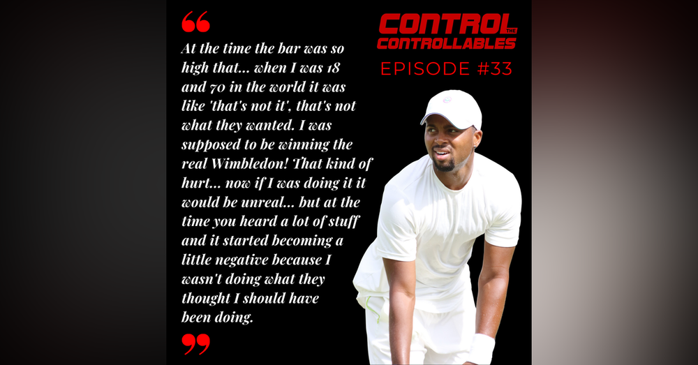 Episode 33: Donald Young - Young superstar to seasoned veteran!