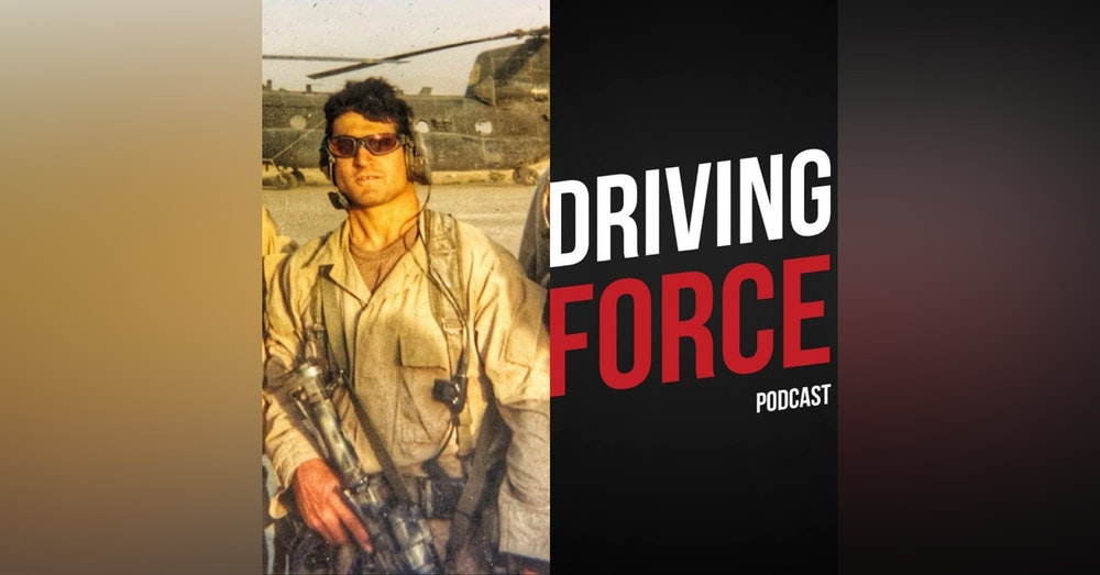 Episode 45: Tony Negron - Business and combat-tested leader, Retired Air Force Pararescueman