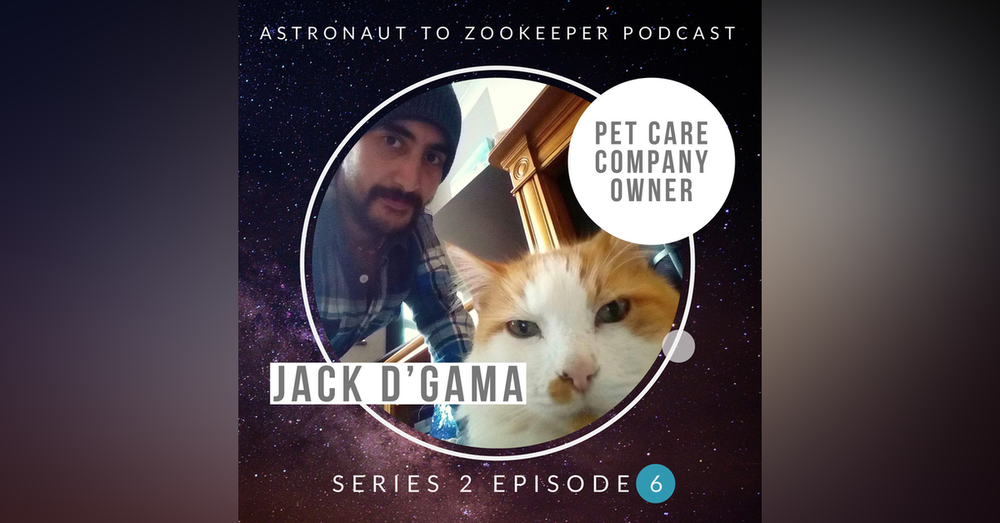 Pet Care Company Owner - Jack D'Gama