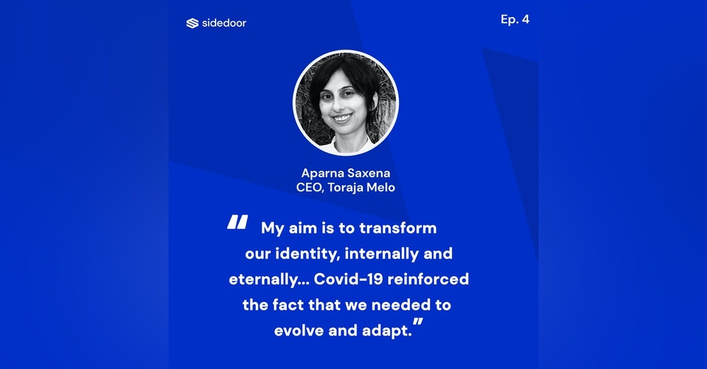 Aparna Saxena - Reinventing Social Enterprise