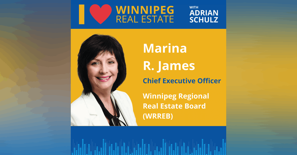Marina James on the Winnipeg Regional Real Estate Board and 2021 market outlook