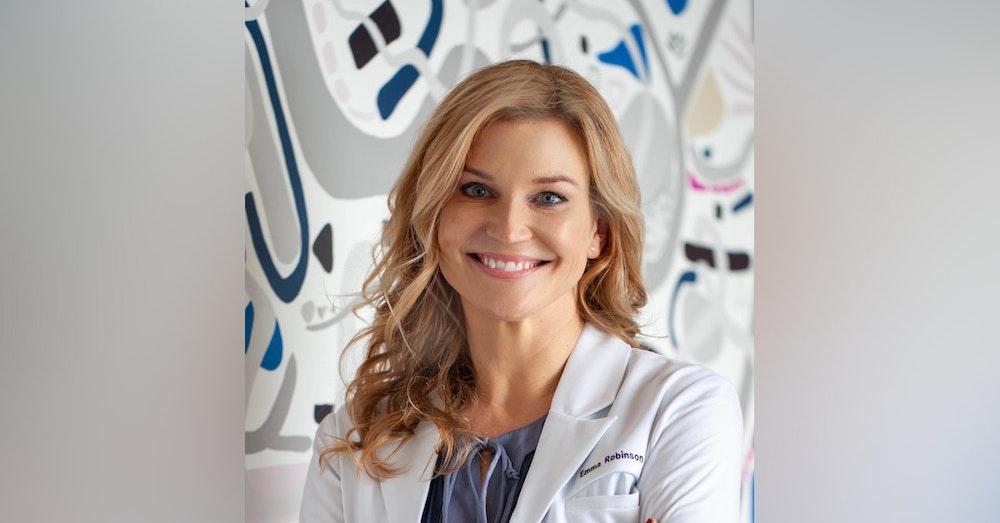 Emma Snowball-Robinson's Journey from Model to Nurse/Entrepreneur