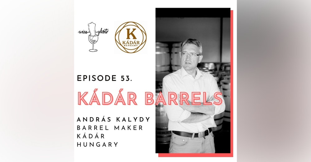 Ep. 53. / Barrel-making lessons from Hungary's best cooperage: Kádár