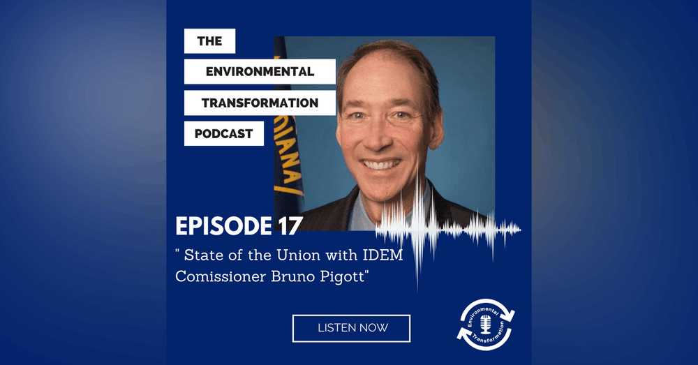 The State of the Union with the IDEM's Commissioner Bruno Pigott, Episode 2