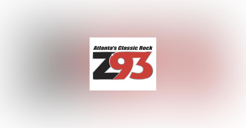 Scott Woodside's guest on Z-93 radio Atlanta, Jeff Foxworthy