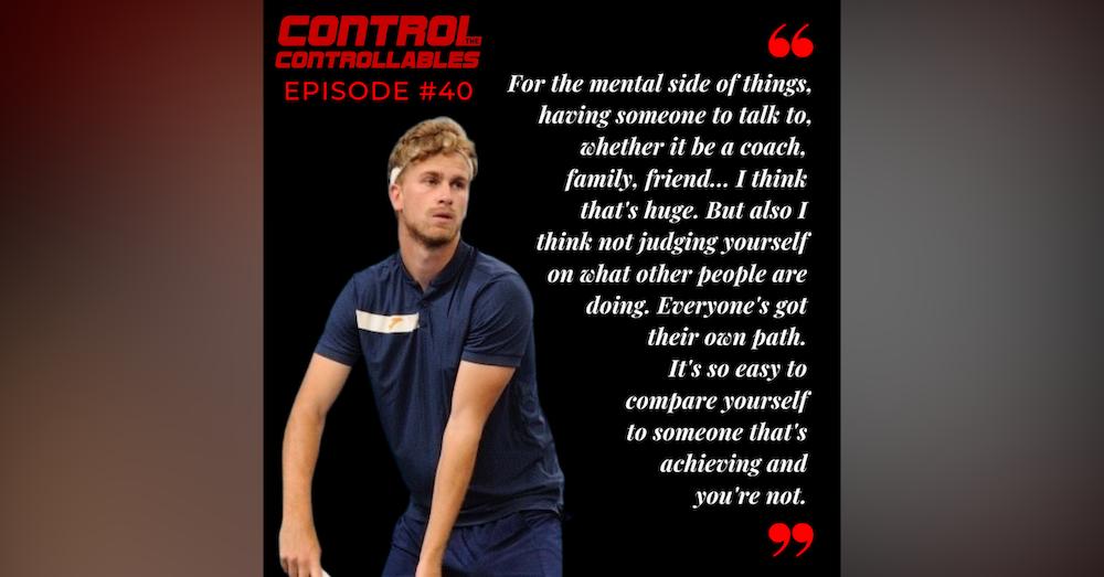 Episode 40: Mental Health Awareness Week - Matt Hingley