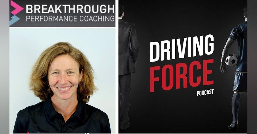 Episode 8: Susan Sotir - Ironman Certified Coach at Breakthrough Performance Coaching