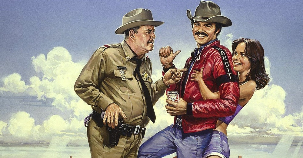 Midweek Mention... Smokey and the Bandit