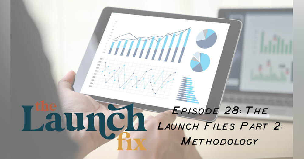 Episode 28: The Launch Files Part 2: Methodology