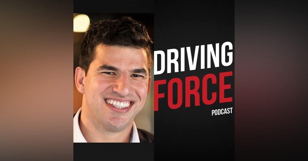 Episode 33: Alex Harstrick - Do the job that you would do for free