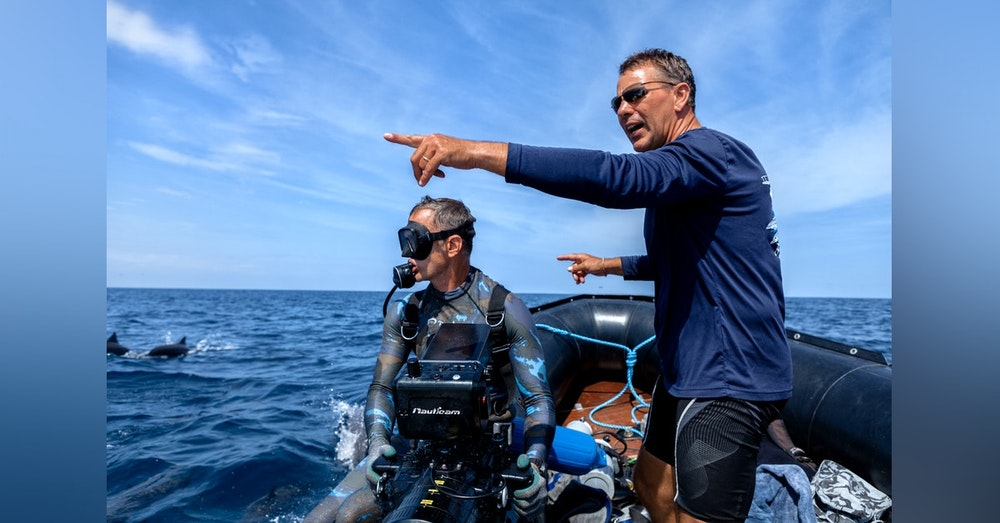 Capturing the Wonder of a Blue Planet: Hugh Pearson on filming iconic scenes from the oceans of our world