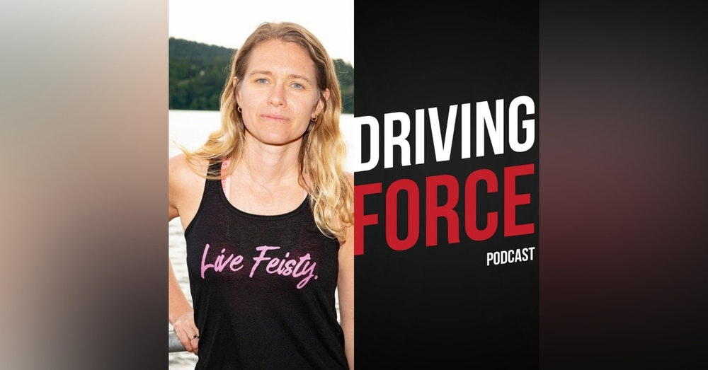 Episode 55: Sara Gross, PhD - Founder & CEO of Live Feisty Media, Two-time Ironman Champion
