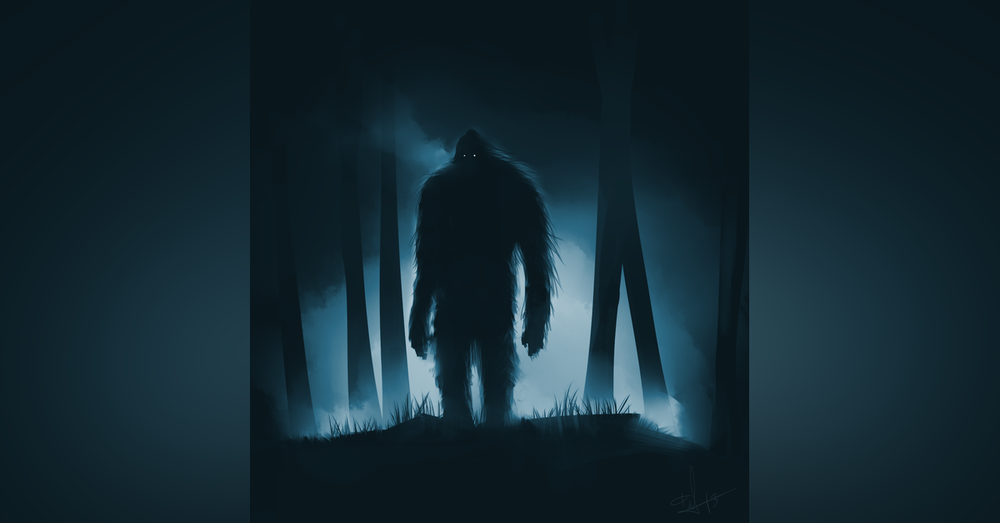 Sasquatch Encounters on The Reservation