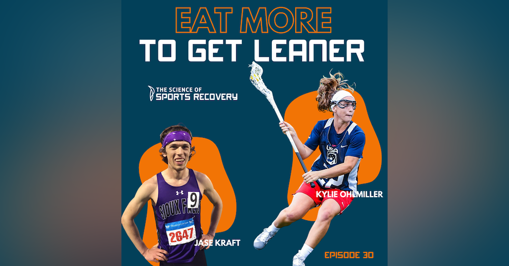 30: Eat More to Get Leaner with Kylie Ohlmiller