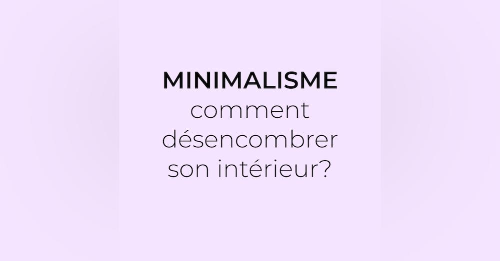 Minimalisme: comment désencombrer son intérieur? Lumière #30