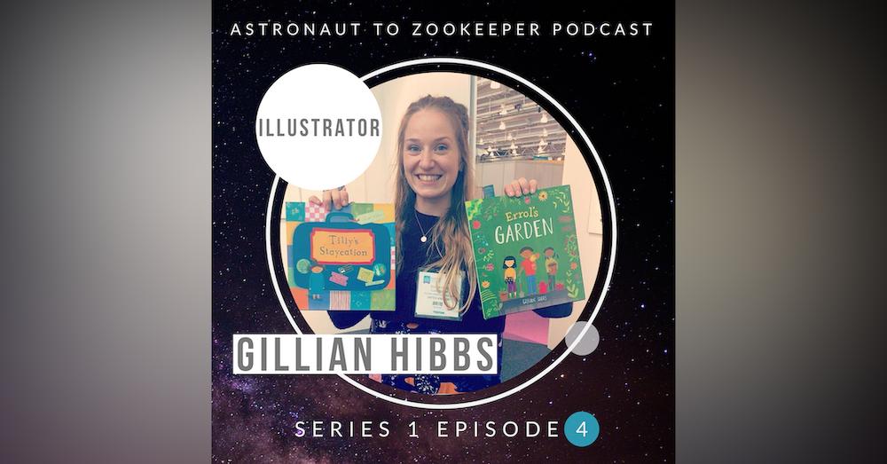 Illustrator and Children's Book Author - Gillian Hibbs