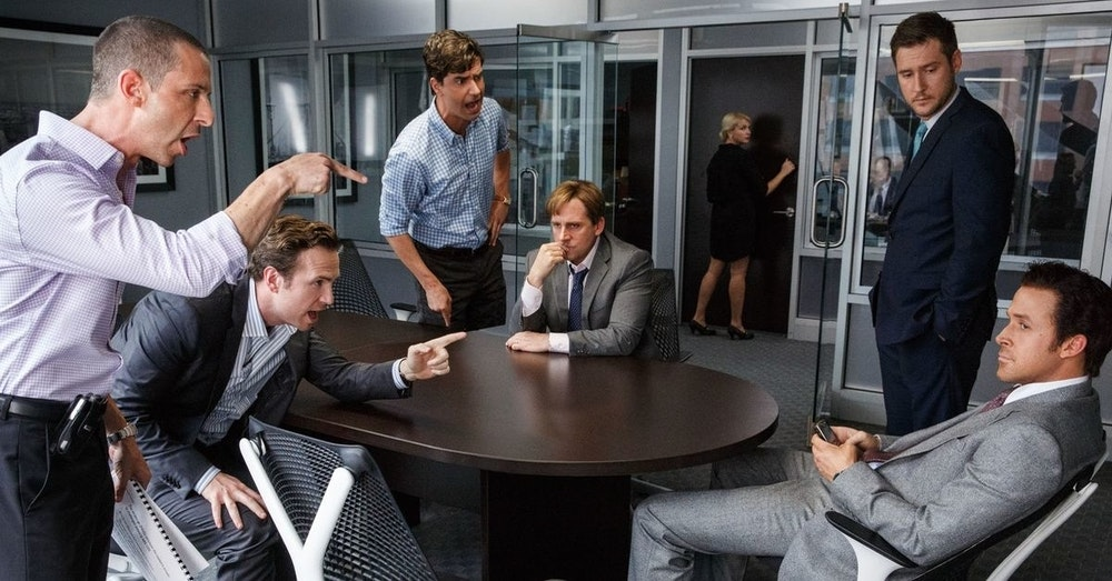 The Big Short & A Series of Unfortunate Events