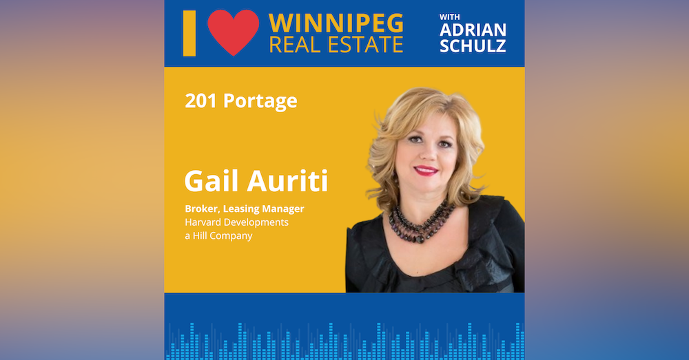 Gail Auriti on the transformation of 201 Portage
